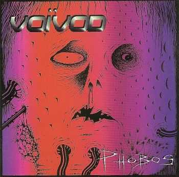 Voivod - Phobos (1997) (LOSSLESS)