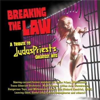 VA - Breaking The Law: A Tribute To Judas Priest (2015)