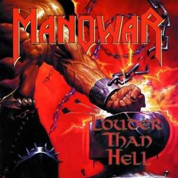 Manowar - Louder Than Hell (1996) Mp3+Lossless