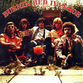 Burnin Red Ivanhoe ‎- Burnin Red Ivanhoe (1970)