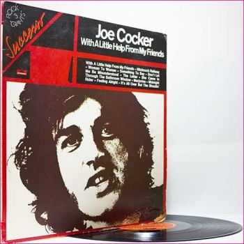 Joe Cocker - With A Little Help From My Friends (1968-1975) (Vinyl)