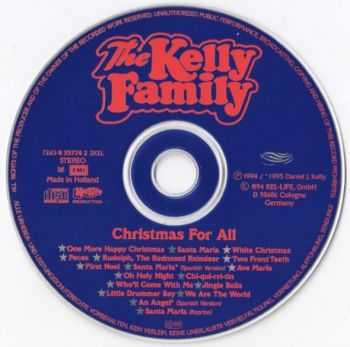 The Kelly Family - Christmas For All (1994/ 1995)