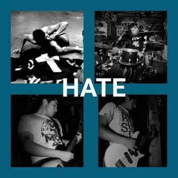 HATE - EP (2015)