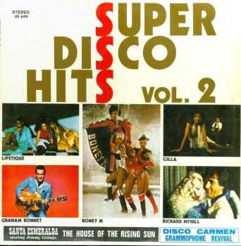 VA - Super Disco Hits Vol. 2 (1978)