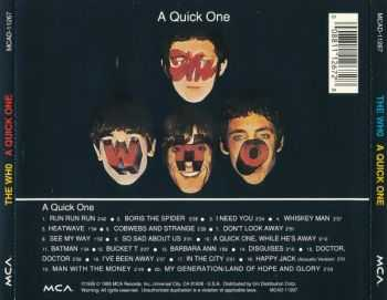The Who - A Quick One (1966/ 1995)