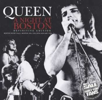 Queen - A Night At Boston Definitive Edition (1976) Lossless