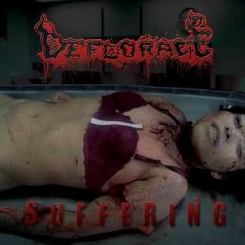 Deflorace - Suffering (2014)
