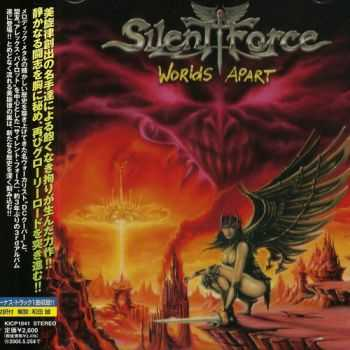 Silent Force - Worlds Apart 2004 (Japanese Edition KICP-1041) (Lossless+MP3)