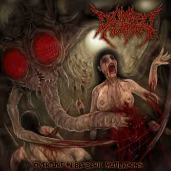 Decimated Humans - Overture In Barbaric Mutilations [EP] (2015)
