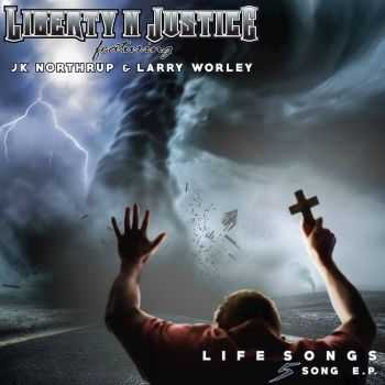 Liberty N' Justice - Life Songs [EP] (2015)