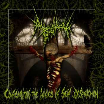Gorephagia - Configurating The Angles Of Self Destruction (2012)