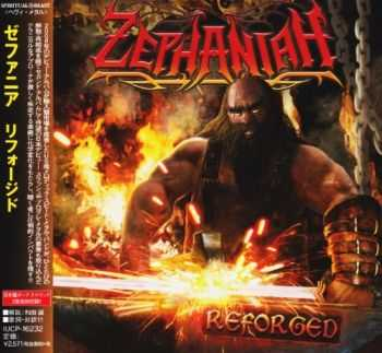 Zephaniah - Reforged (Japanese Edition) (2015)