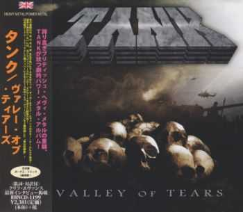 Tank - Valley Of Tears (Japanese Edition) (2015)