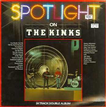 The Kinks - Spotlight On The Kinks Vol. 2 (1981)