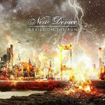 New Device - Devils On The Run (EP) (2016)