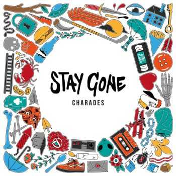 Stay Gone - Charades [EP] (2016)