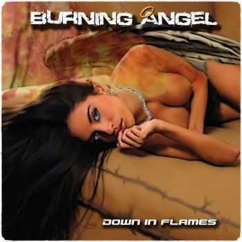 Burning Angel - Down In Flames [EP] (2016)