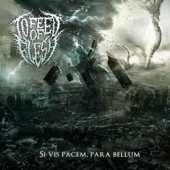 To Feed Of Flesh - Si Vis Pacem Para Bellum (EP) (2015)