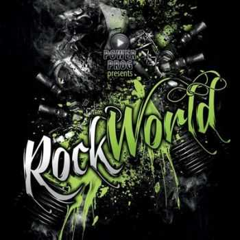 VA - Rock World (2015) Lossless