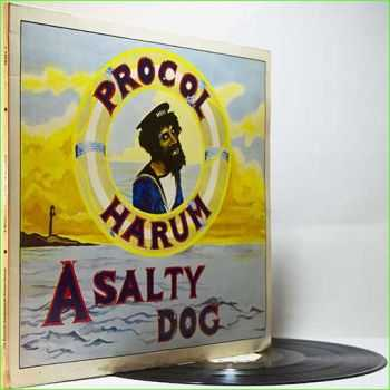 Procol Harum - A Salty Dog (1969) (Vinyl)