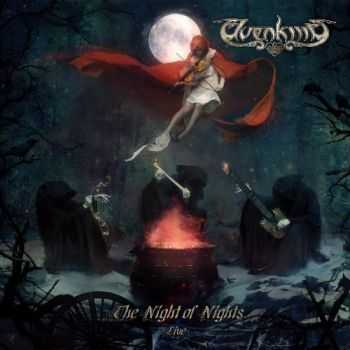 Elvenking - The Night Of Nights (2015) Live