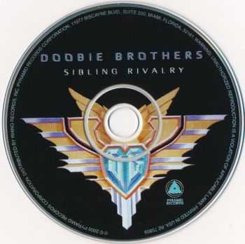Doobie Brothers - Siblings Rivalry (2000)