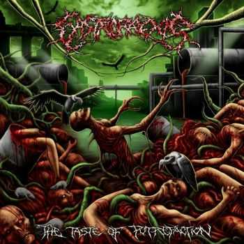 Gastrorrexis - The Taste Of Putrefaction (2013)