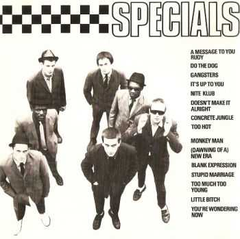The Specials - The Specials [Reissue] (1979)