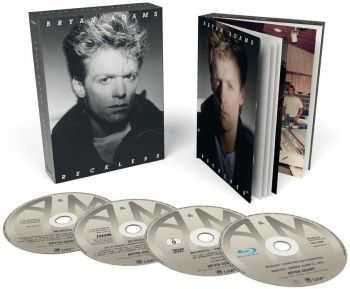 Bryan Adams - Reckless (30th Anniversary Super Deluxe) (2014) 4CDs