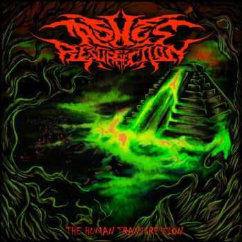 Ashes of Resurrection - The Human Transgression(ep 2013)