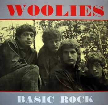 The Woolies - Basic Rock (1970)