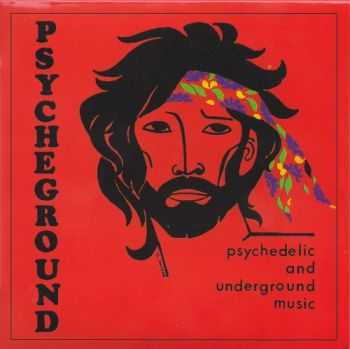 The Psycheground Group - Psychedelic And Underground Music 1971 (Reissue 2008) (Lossless+MP3)