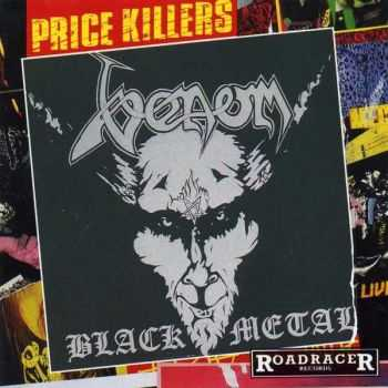 Venom - Black Metal (1982) (LOSSLESS)