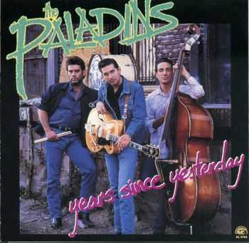The Paladins - Years Since Yesterday (1988)