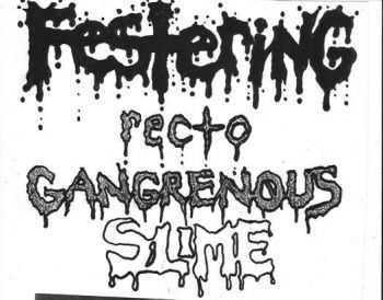 Festering Recto Gangrenous Slime - Jungle Of Horrors (EP) (2015)