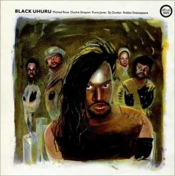 Black Uhuru - Reggae Greats (1985)