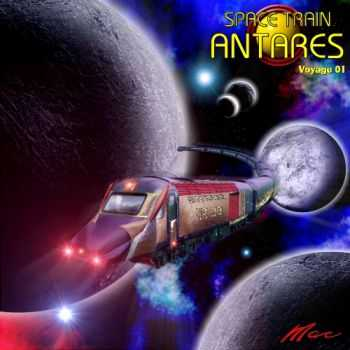 VA - Space Train Antares Voyage 01 (2012) [Lossless+Mp3]