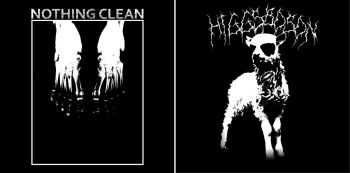 Nothing Clean / Higgs Boson - split (2016)