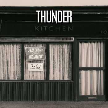 Thunder - All You Can Eat (2016)