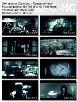Disturbed - Remember (2003)