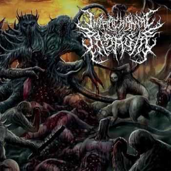 Intracranial Parasite - Deviations Period Of Inhumane (2015)