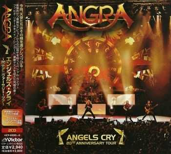 Angra - Angels Cry-20th Anniversary Tour (Japan Edition) (2013)