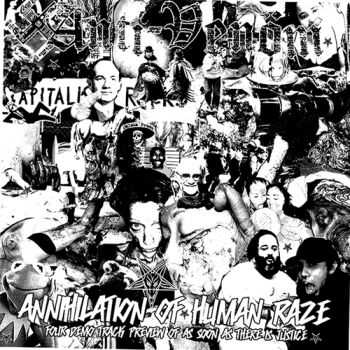 Anti-Venöm - Annhilation Of Human Raze (2010)