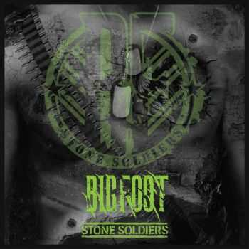 Bigfoot - Stone Soldiers (EP) (2016)