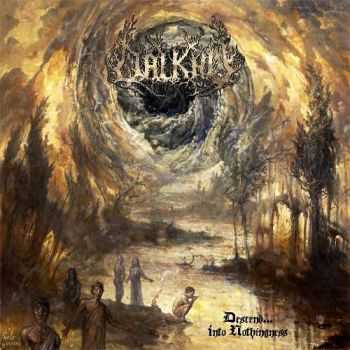 Dalkhu - Descend... Into Nothingness (2015)