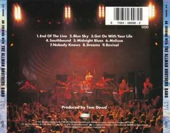 The Allman Brothers Band - An Evening With The Allman Brothers Band (First Set) (1992)