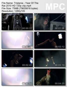Tristania - Year Of The Rat (2010) HD 720p