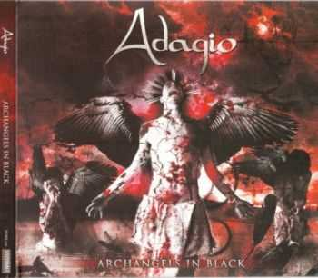 Adagio - Archangels In Black (2009) [Digipak Enhanced CD] Lossless