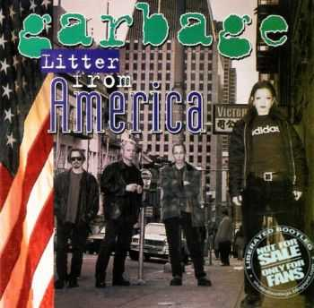 Garbage - Litter From America (1995) Lossless