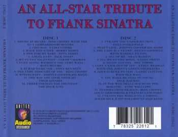 VA - An All Star Tribute To Frank Sinatra (2015)